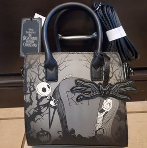Disney Loungefly Jack Skellington Purse